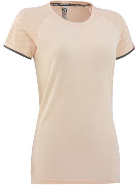 Kari Traa Eva - T-shirt manches courtes Femme - rose